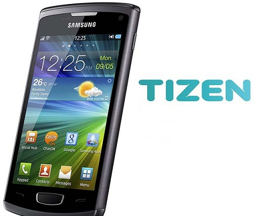 Latest Samsung OS : Tizen in smartphone
