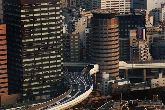 japan-motorway Hanshin Expressway