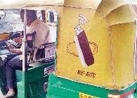મોડર્ન જમાનામાં હવે રીક્ષા પણ WI-FIથી સજ્જ