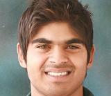 Pakistani Cricketer haris