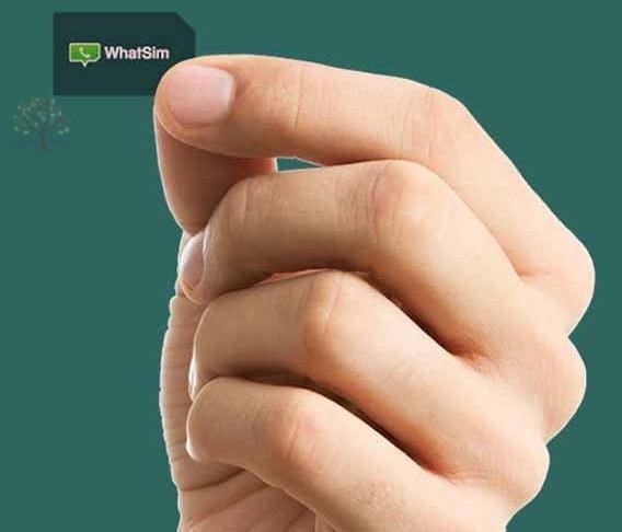 WhatSim : Unlimited message