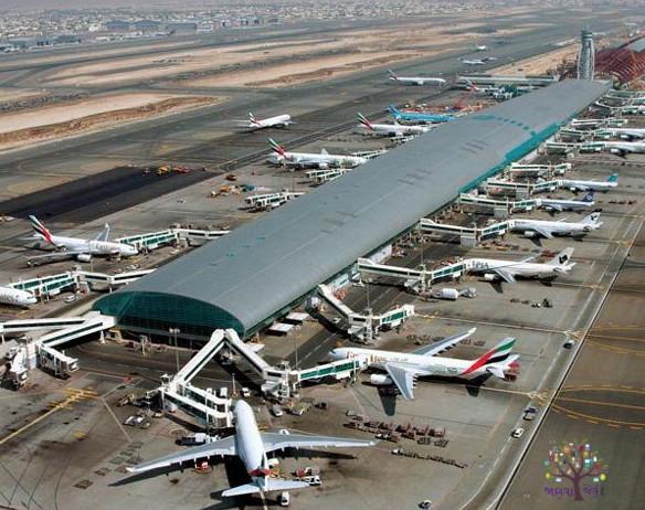છે દુનિયાના સૌથી વ્યસ્ત એરપોર્ટ, દુબઈ ટોપ પર, ભારતનું એક પણ નહીં