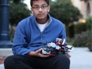 13 વર્ષીય ભારતીય બાળકે બનાવ્યું બરેલ પ્રિનતર