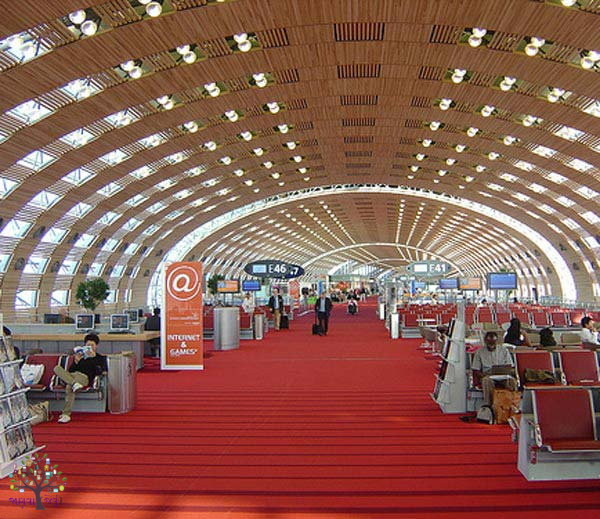 World's Very Bizzy Airport