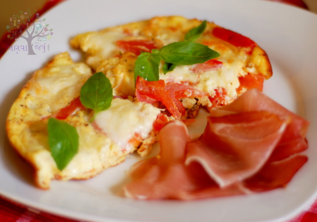 Tomato Omelette
