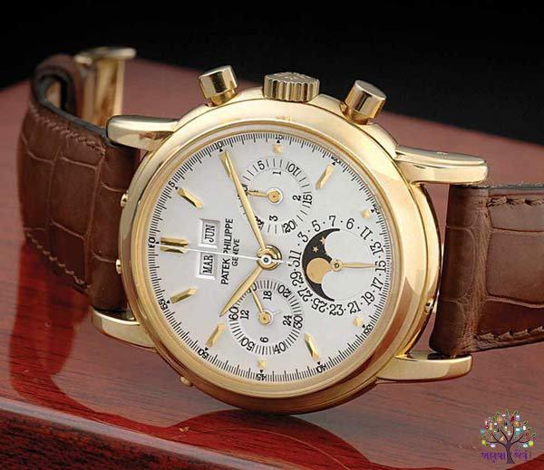 આ છે સૌથી મોંઘી Men's Watches, એ તમારો સમય બતાવશે દુનિયાને
