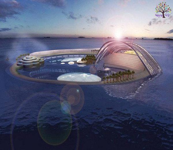 સમુદ્રમાં જમવાની મજા લેવી છે, આ છે સુવિધાપૂર્ણ અન્ડરવોટર હોટલ્સ