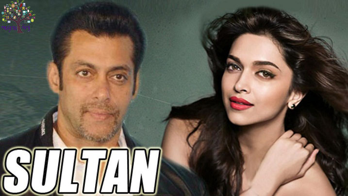Sultan Salman Khan and Deepika will be seen together?