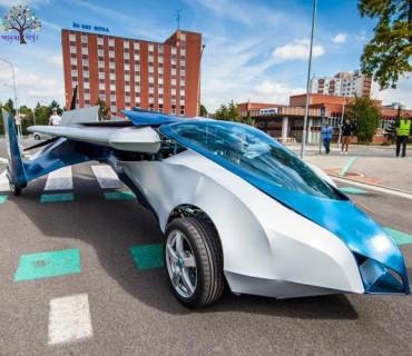 તૈયાર થઇ જાઓ, 2017થી આ ઉડતી કારનું શરૂ થશે વેચાણ