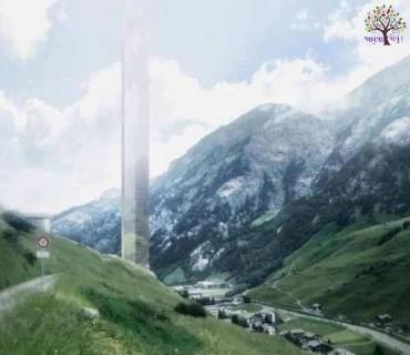 યુરોપની સૌથી ઊંચી ટ્રાન્સપરન્ટ હોટેલ સ્વિટ્ઝર્લૅન્ડમાં: 80 ફ્લોર, 107 રૂમ