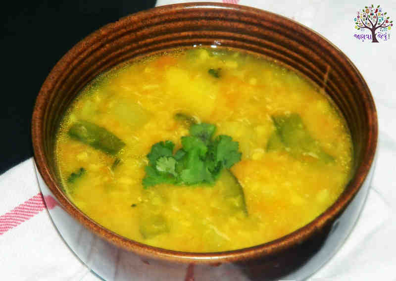 Dal - Recipe in janvajevu.com