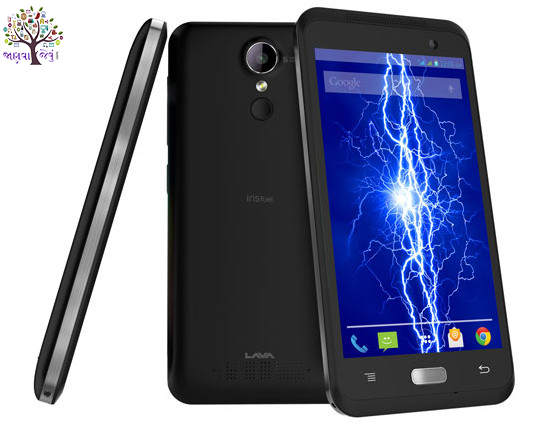 Lava Iris launch in two phone learn features