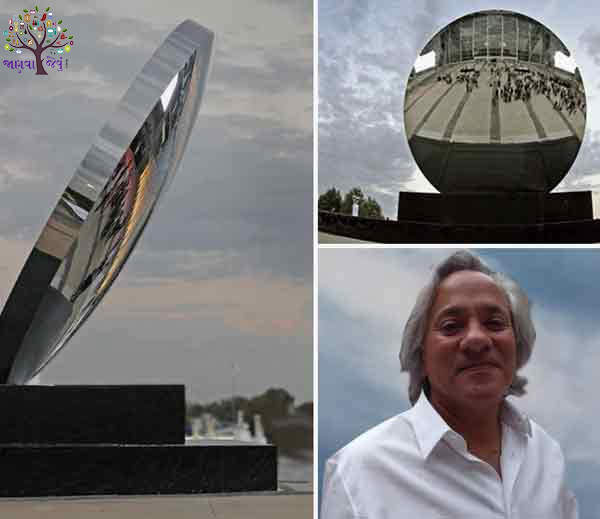 Indian Anish kapoor making world's best picture