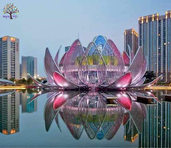 chin artificial lake in has been lotus building janvajevu.com