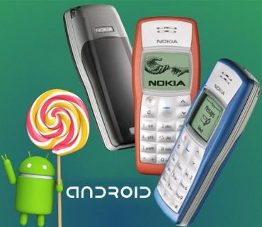સ્માર્ટફોન ફિચર્સ સાથે ફરીવાર લોન્ચ થઇ શકે છે NOKIA 1100, જાણો ફિચર્સ