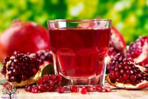 pomegranat juice in janvajevu.com