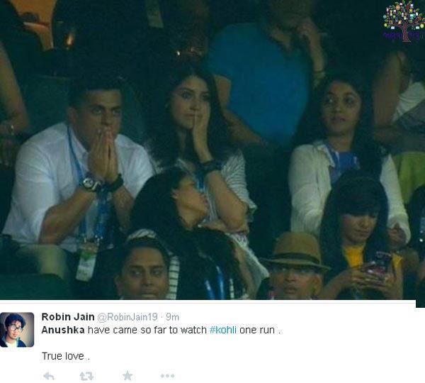 anushka sharma reaches australia to cheer for beau virat kohli in semifinal worldcup