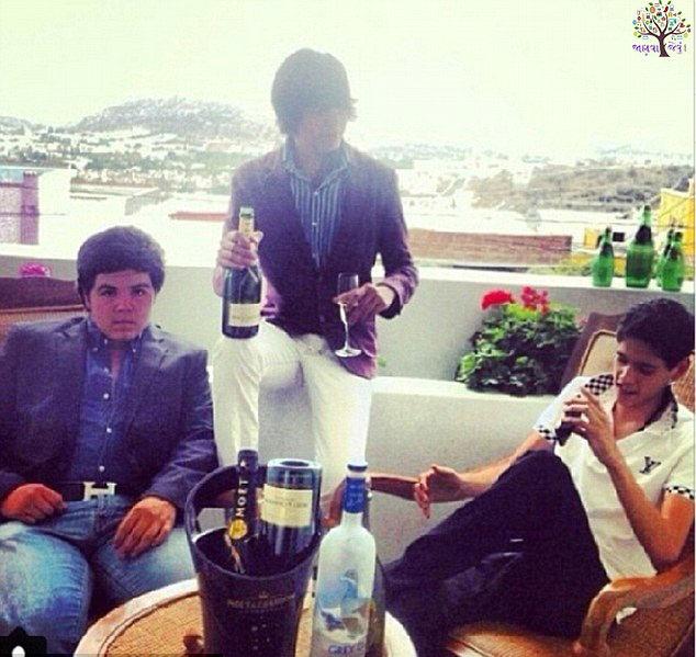 Mexico's immense wealth-Daulat wasting Rich Kids
