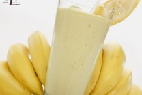 Milk consumption of bananas on the way, will be exempt from the increasing weight problem!