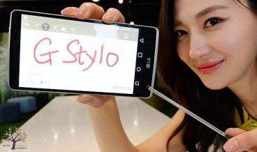 2TB એક્સપેન્ડેબલ મેમરી સાથે એલજીએ લોન્ચ કર્યો LG G Stylo સ્માર્ટફોન