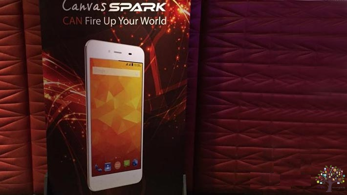 Lollipop Android, 8MP camera Micromax launches Spark Canvas