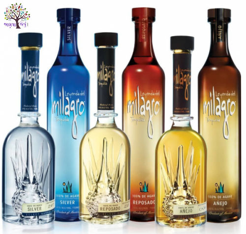 This is odd bottles of liquor produced in different countries of the world