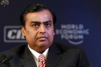 This was the way of life of the country's richest man Mukesh Ambani