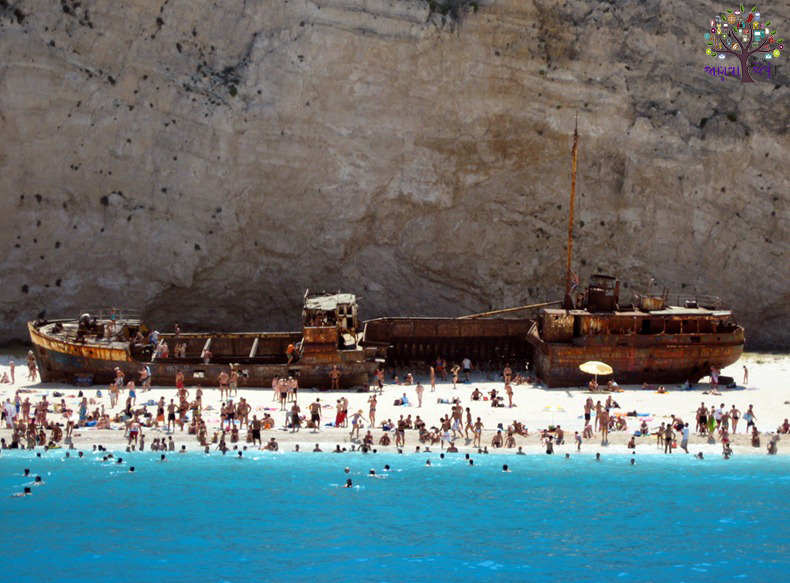 Navagio Beach, the Most Beautiful Beach of Greece