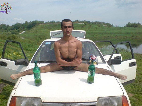 Funny pictures tell the , why is Russia a Weird Nation