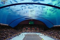 Dubai will be the world's first Underwater Stadium something