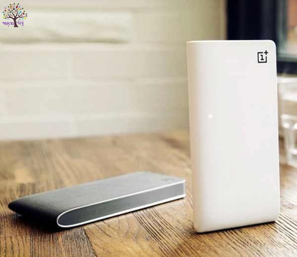 Oneplus Vanaplasani with 10000mAh Power Battery Power Bank launches Rs. 1,399