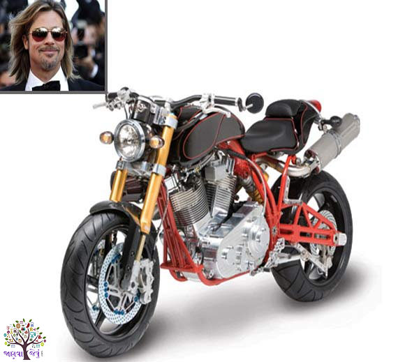 This Hollywood-Bollywood Movie Stars Bikes favorites