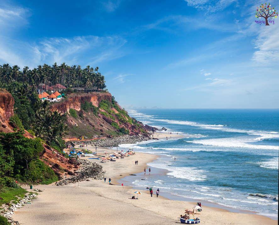 top 5 indian beaches