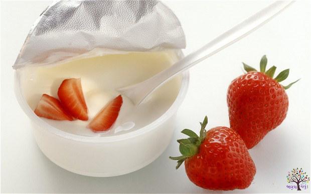 Use yogurt has been bracing novelty