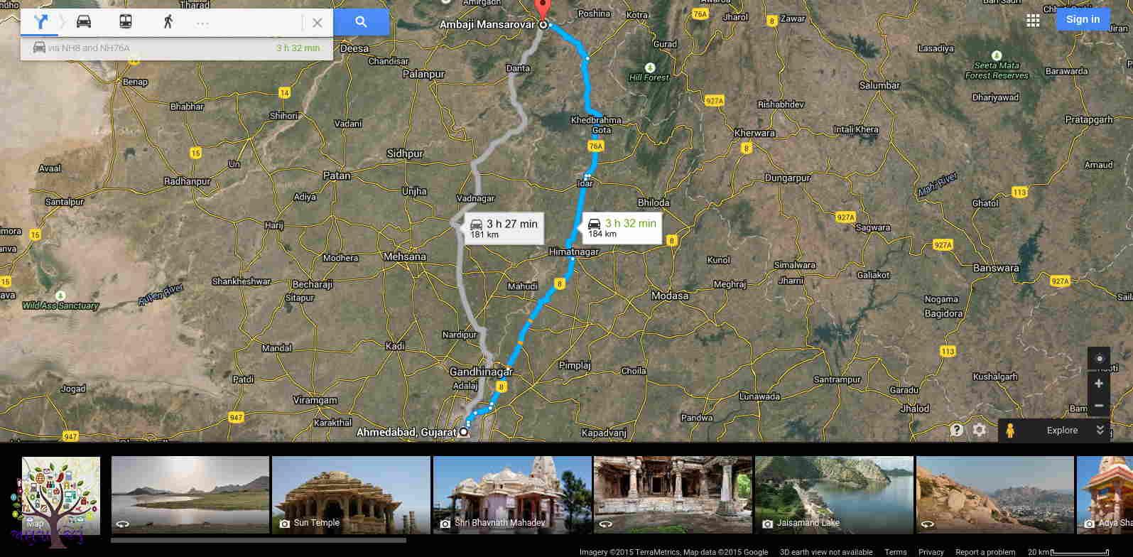 Mansarovar Ambaji - Tourism in janvajevu.com