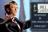 In 1999, Bill Gates was a prophecy of the 15 who had now truly