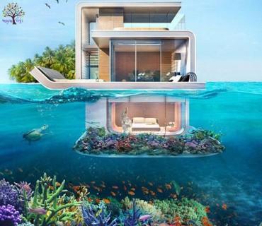 Duniya નું  પ્રથમ floating લક્ઝુરીયસ હોમ