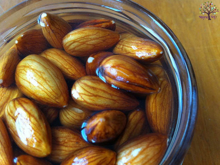 Almonds will keep you away from heart attack