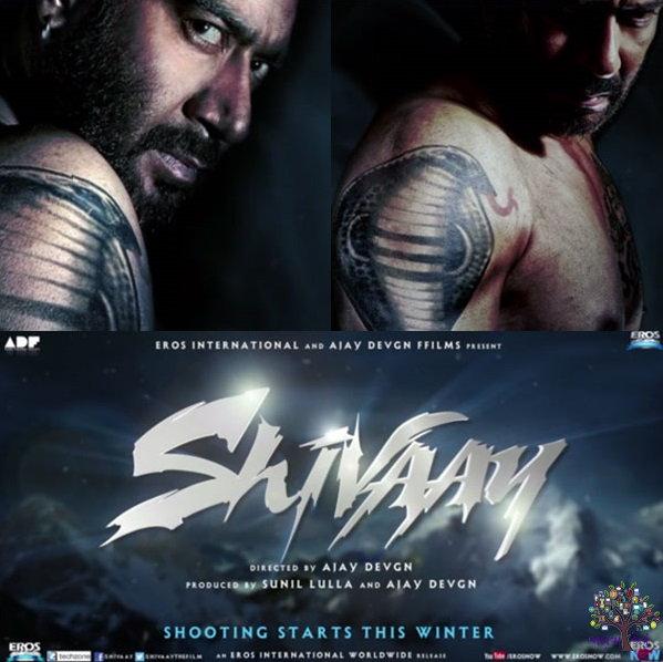 The film, released Luke sivayamam Ajay Devgan