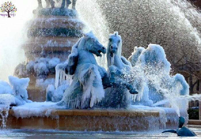 See the 11 most creative magical fountains !!