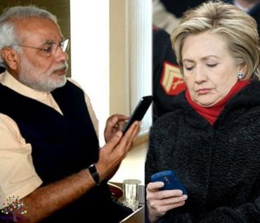 જાણો નેતાઓ કયા ફોન વાપરે છે