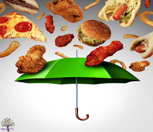 Otherwise, stay away from foods that can dengerious  monsoon 7 Your Health