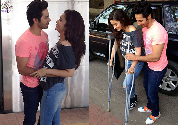 To take a knee fracture hand injury, has become Alia Injury 'Queen'