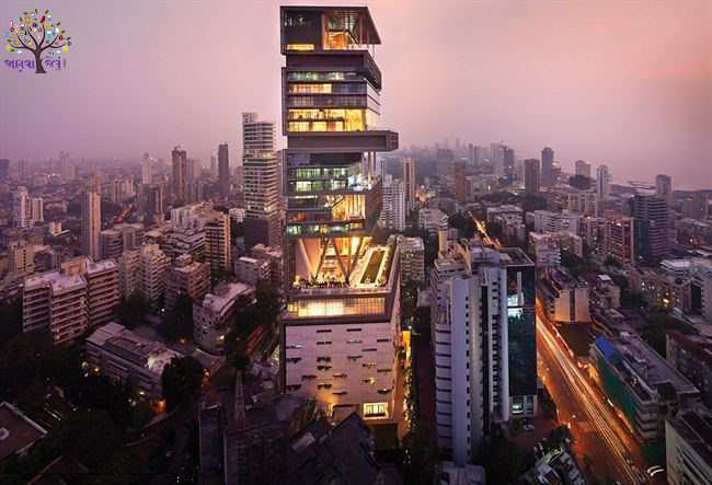 Ambani's Antilla will fight JK Singhania House