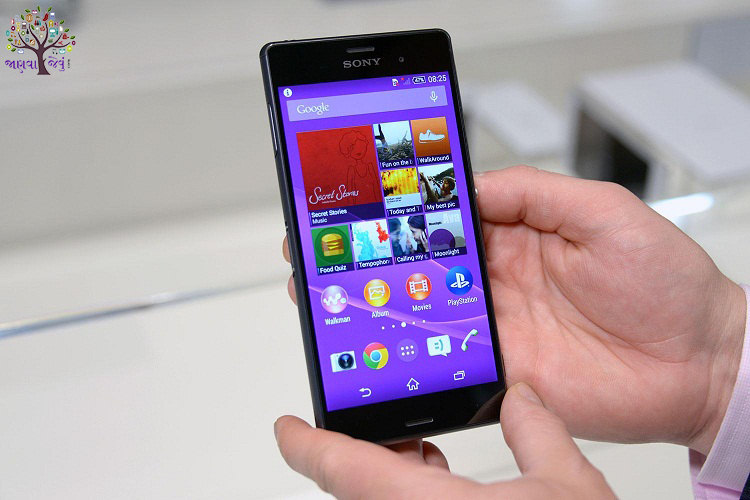 20.7 MP camera with Sony to launch Xperia Z3 + smartphones