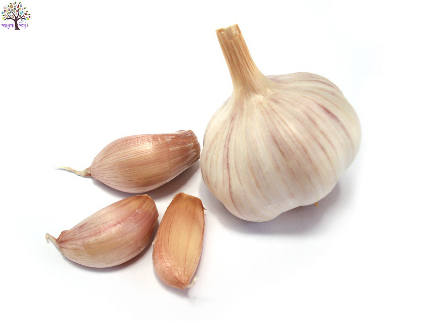 1 cloves of garlic or rubbing them in their kill all diseases, to use it in this way