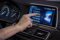 The new BMW 7 Series Finger Control pointingaThe new BMW 7 Series Finger Control pointinga