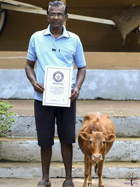 The Indians are in the unique GUINNESS World Records