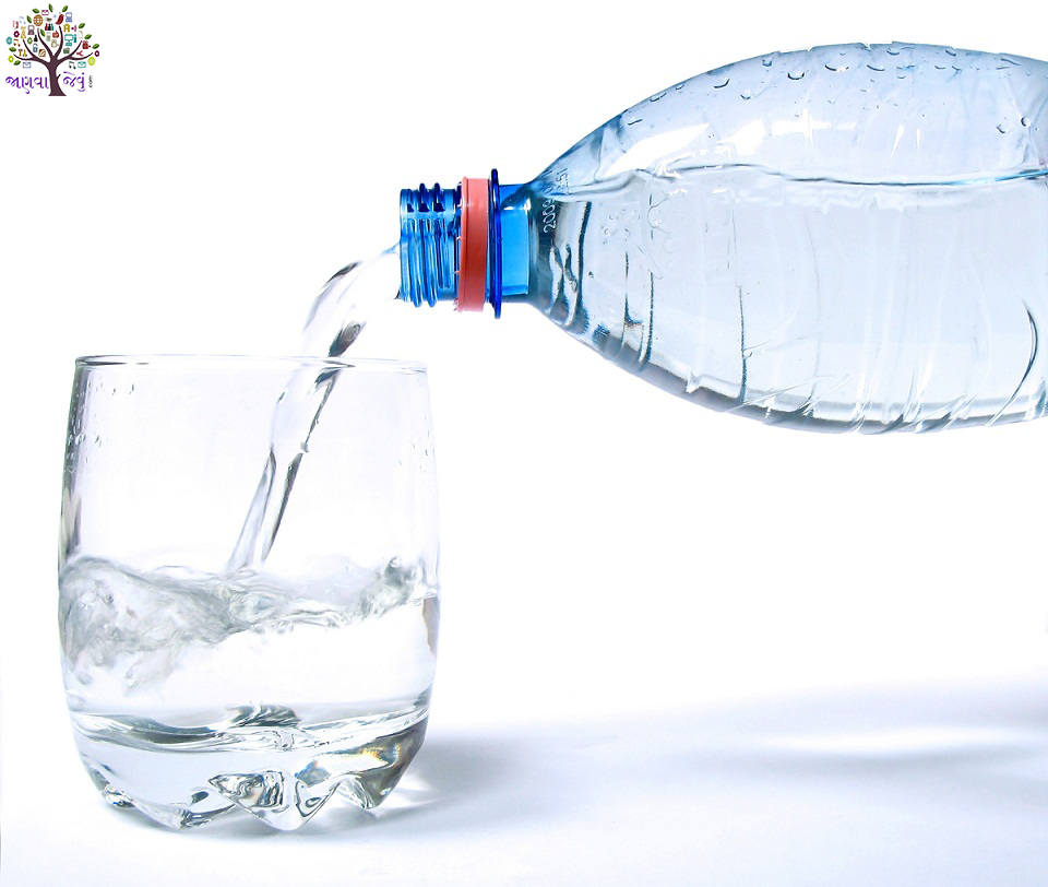 Mineral water pure or impure? 26 thousand bottles of water are expensive