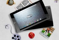 Micromax has launched an 8-inch display Group TABLET, Rs, 8.999